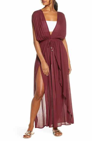 Beach cover up maxi dress for girls who travel . xmas gift ieas