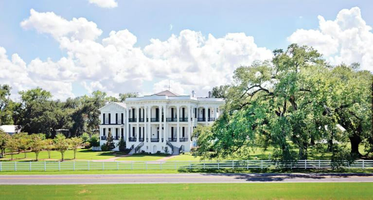 Most unique hotels in the world - Nottoway plantation