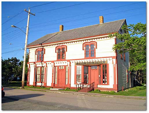 Odell museum - things to do in annapolis royal