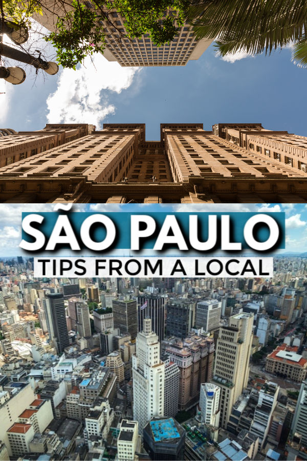 Sao Paulo tips from a local