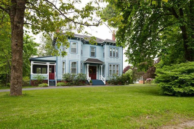 Where to stay in Annapolis ROyal - The lark and the loon