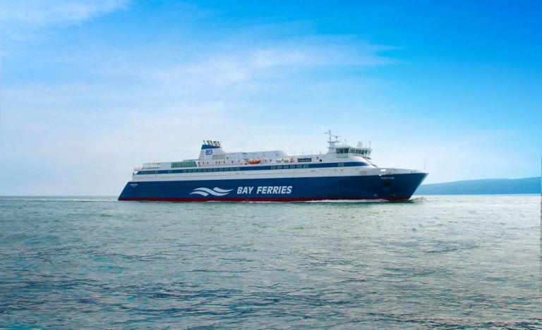 Bay Ferries from New Brunswick to Nova Scotia