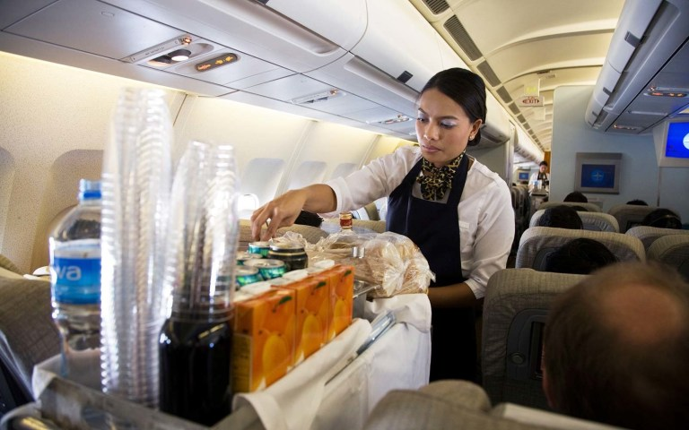 The Drinking Water Is Not Safe On Most Major Airlines Study Shows