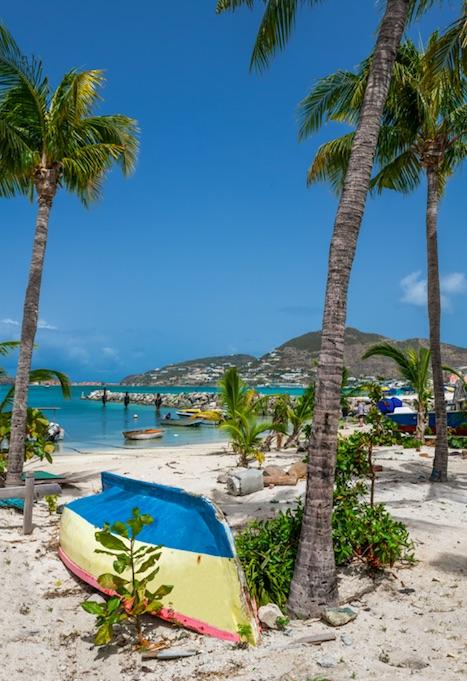 win a trip to St. Maarten