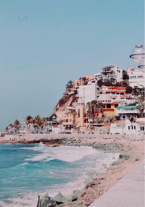 weather annually in mazatlan