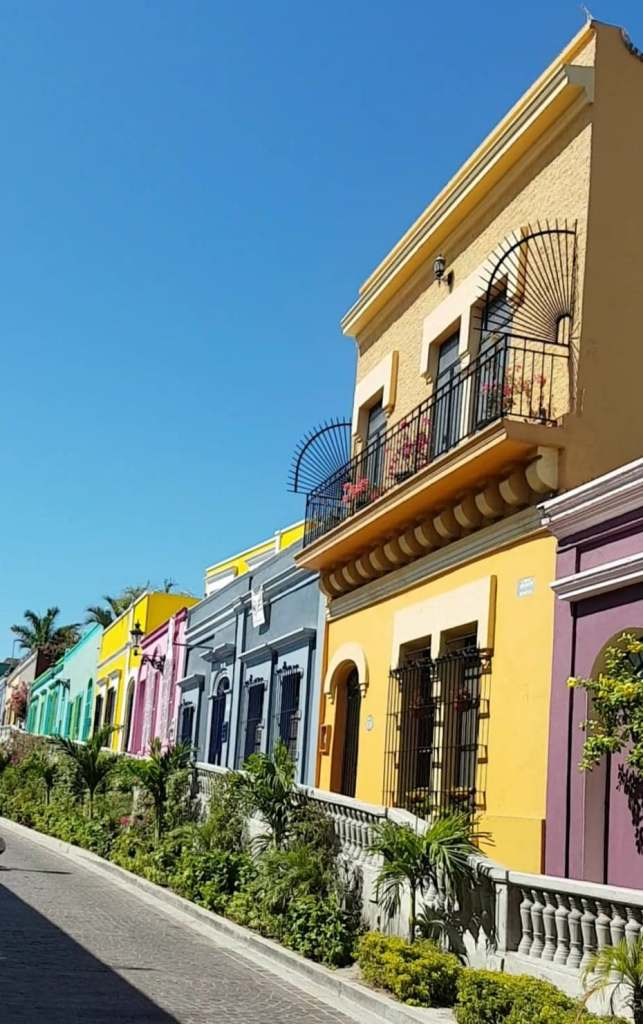 Mazatlan town tour