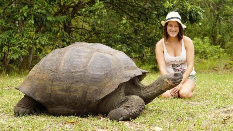 Female solo travelers should head to the Galapagos islands in Ecuador