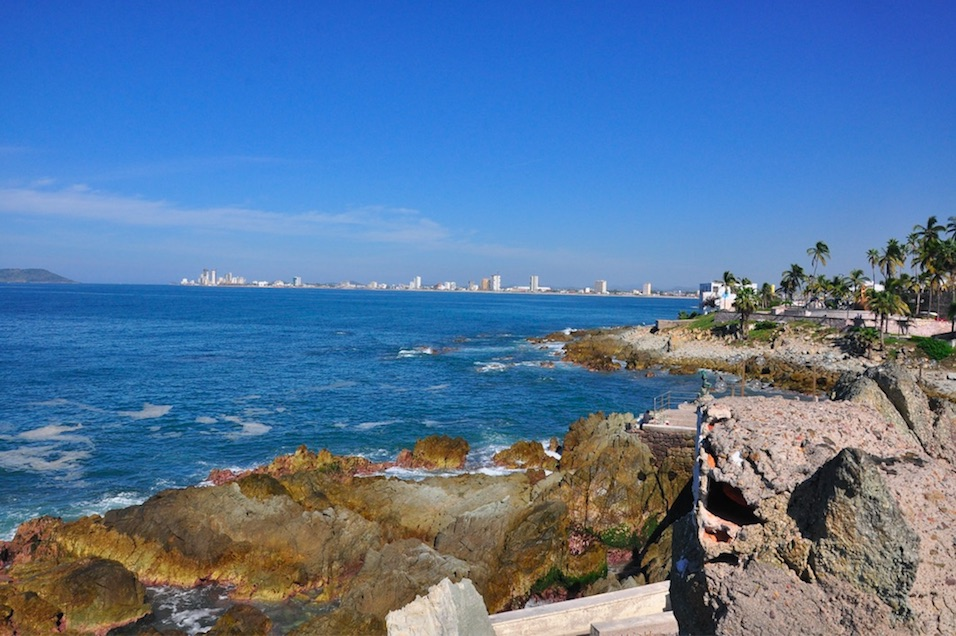 Mazatlan - easiest and fastest flights to get there