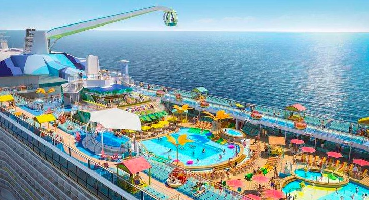Odyssey - new cruise ships in 2020