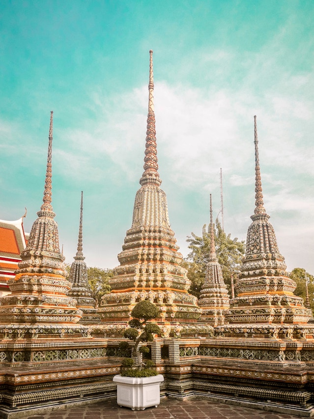 Americans can go to Thailand visa free
