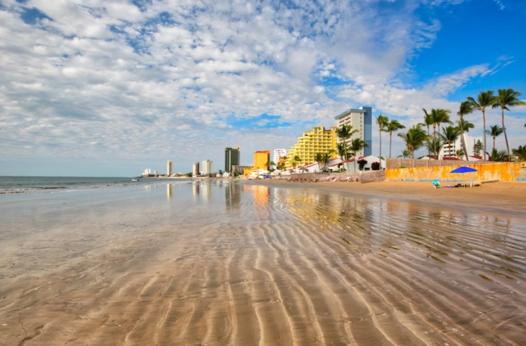 beach mazatlan