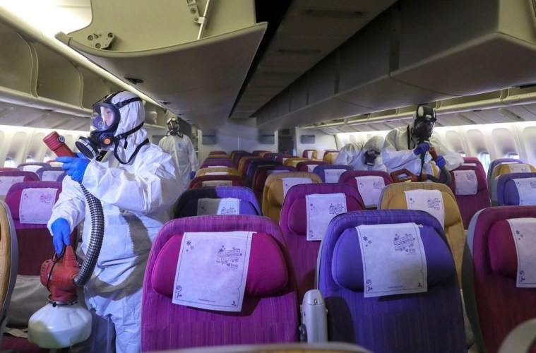 anada has secured a charter aircraft to bring home Canadians stranded in the coronavirus-affected region of China — but people who are already infected will not be allowed to board.