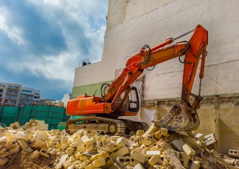 malta is under constant construction