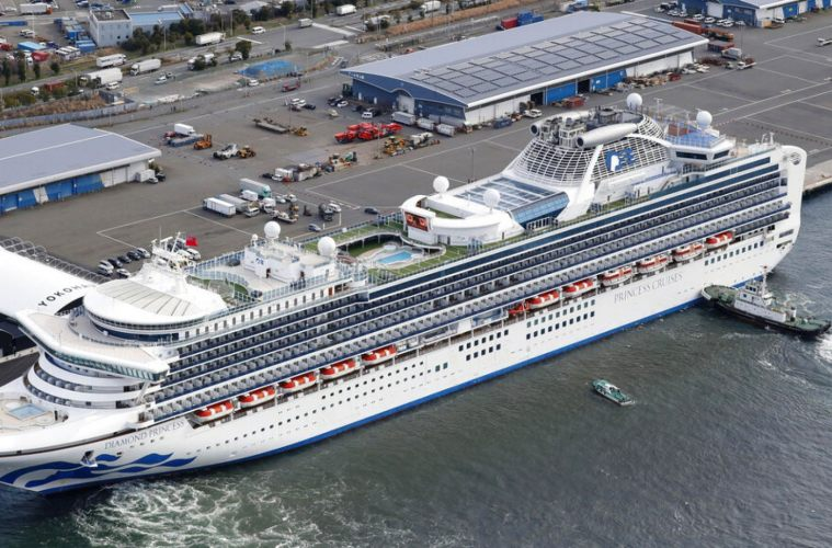 20 people coronavirus cruiseship 2 canadians