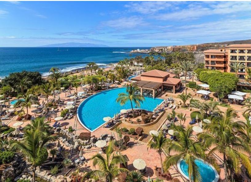 Costa Adeje Palace Hotel in Tenerife