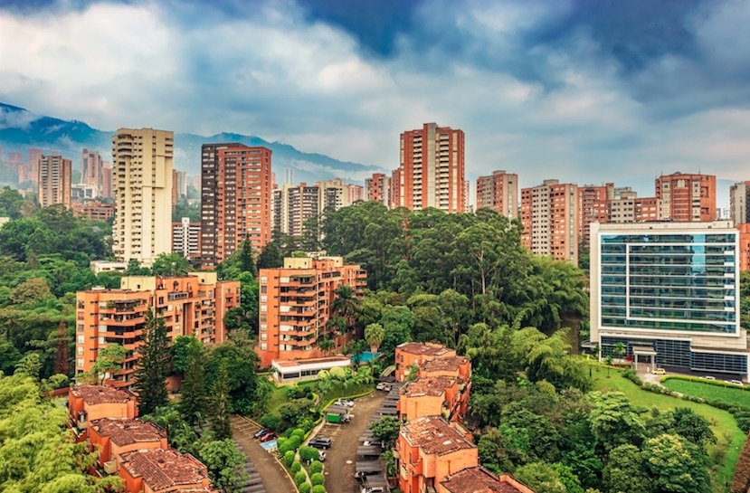 moving to medellin - living in the poblado district