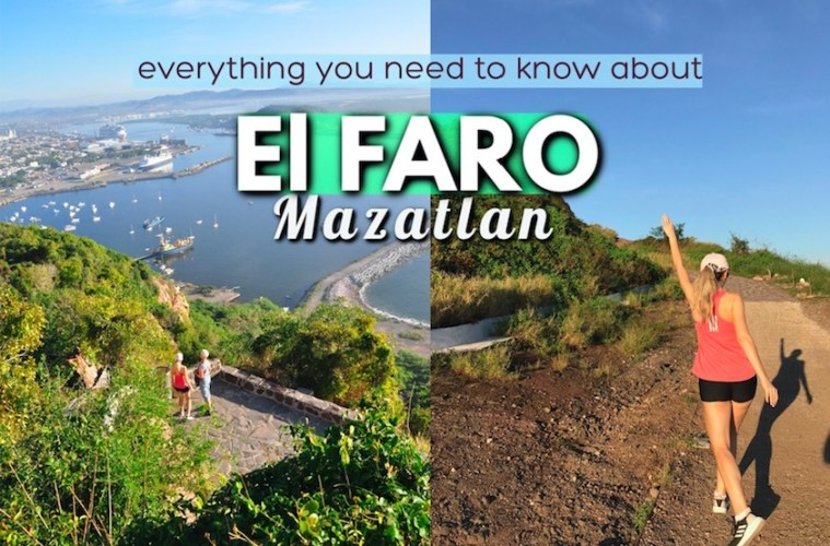el faro hike in Mazatlan - everything you need to know