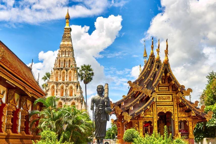 thailand temples