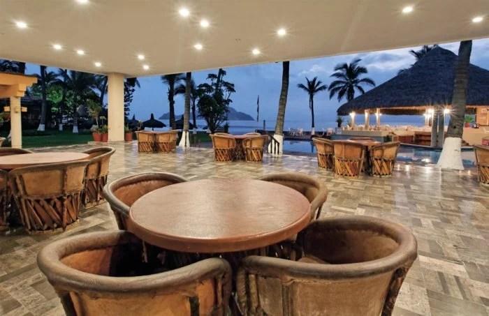the palms restaurant mazatlan