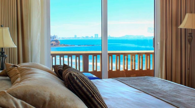 boutique rooms at hotel playa mazatlan