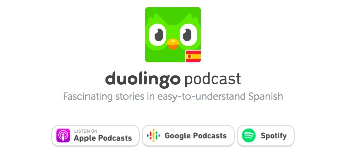 learn spanish by listen to podcasts