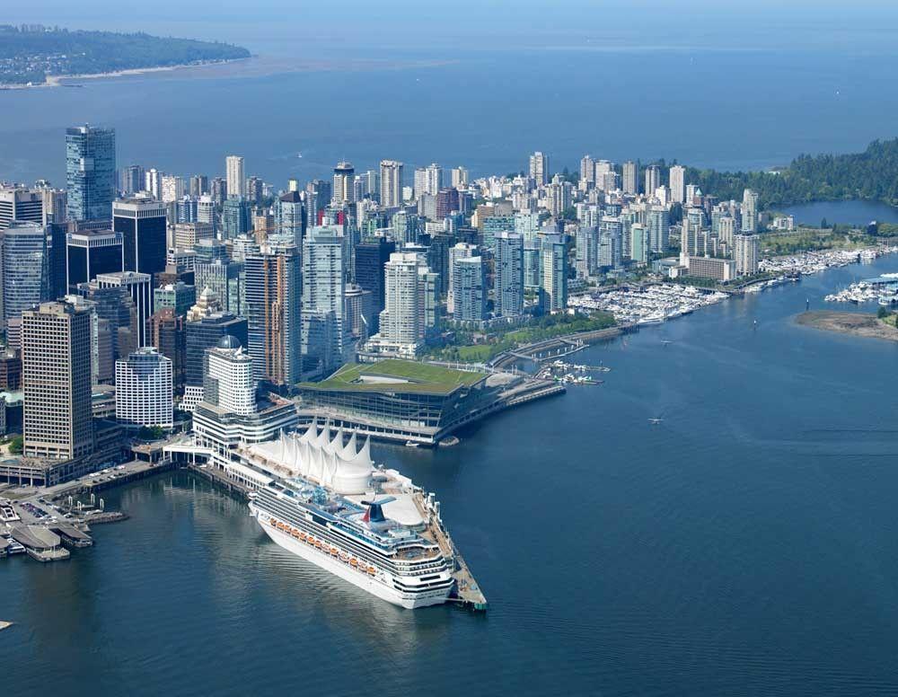 canada place cruise terminal