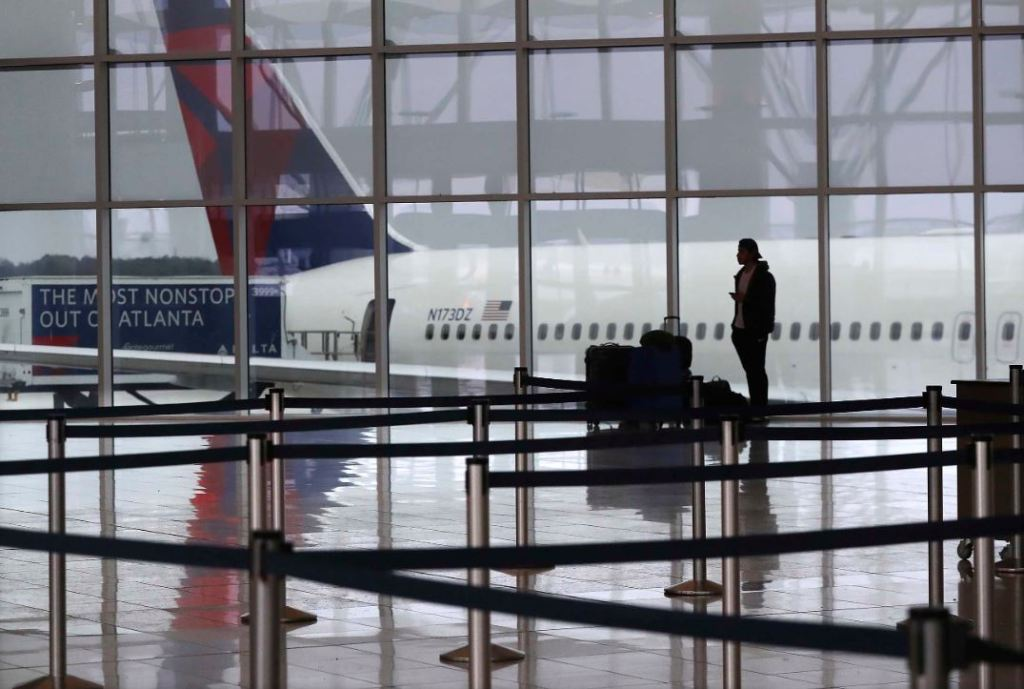 empty airports