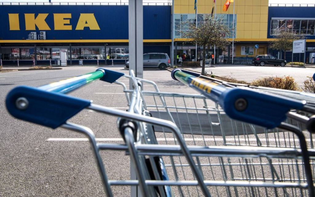 ikea closes all stores