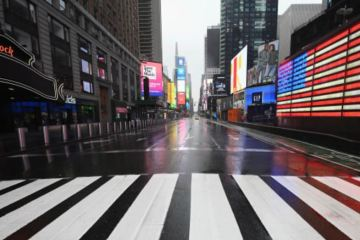 CDC Issues Strong Travel Warning for New York, New Jersey and Connecticut