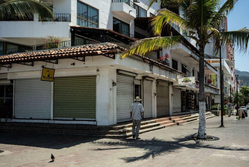 Closed Restaurant Mexico