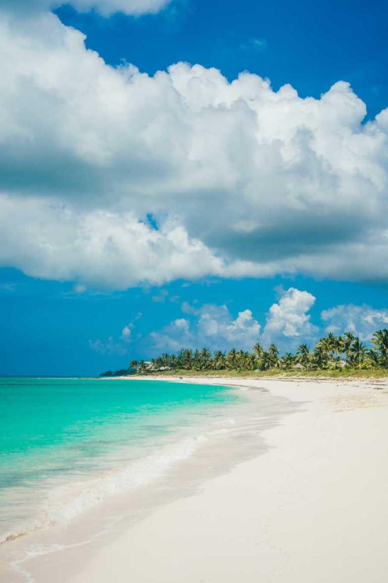 Bahamas Coast line