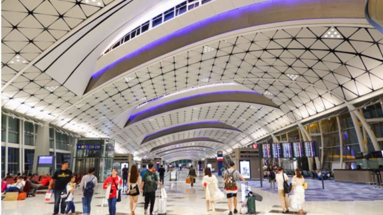 Hong Kong International Airport Reopening June 1st