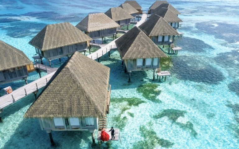 maldives reopening to tourists