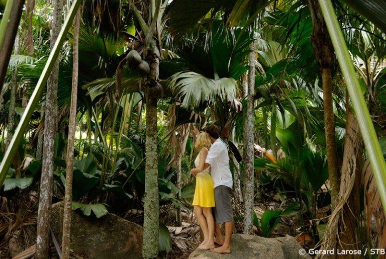 romantic tourism seychelles