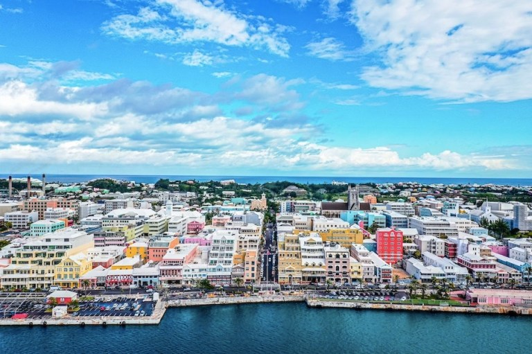 Bermuda is Reopening To ALL Tourists on July 1