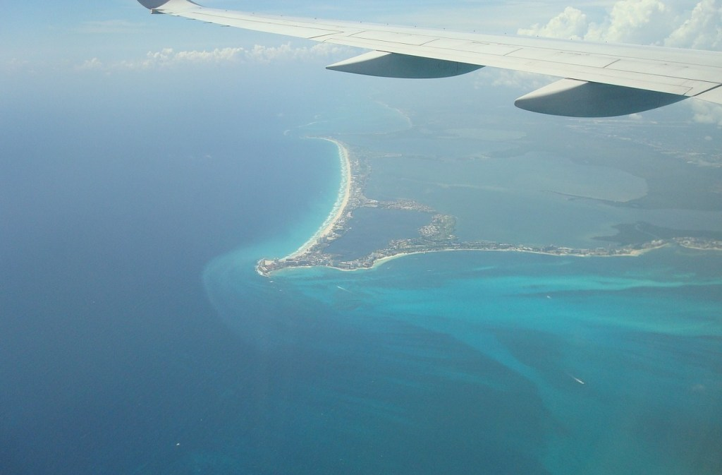 cancun direct flights