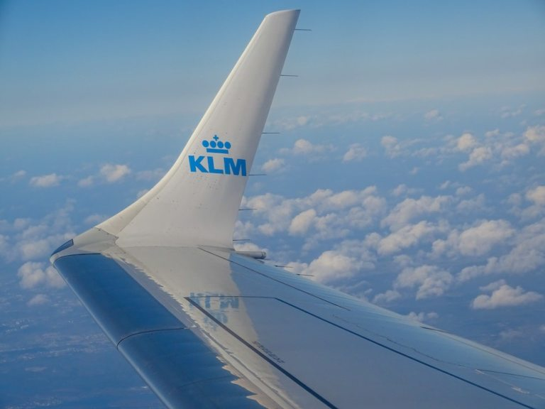 flights to curacao on klm