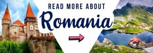 Romania travel guides