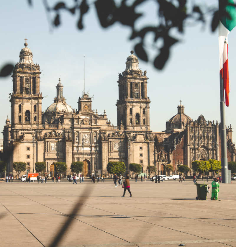 Mexico City Attraction