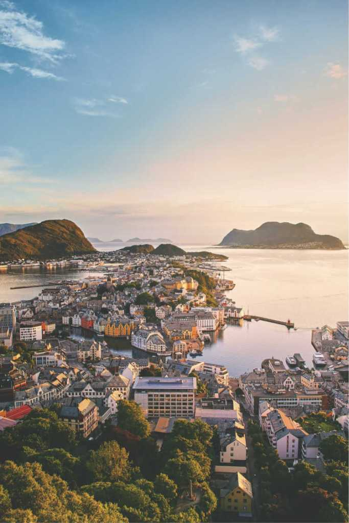 Town in Norway