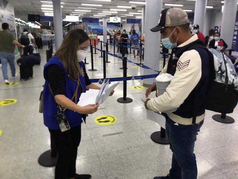 honduras airport reopening