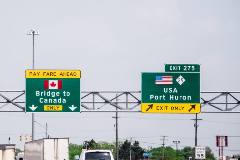 Canada-U.S. Border Will Stay Closed Until September 21