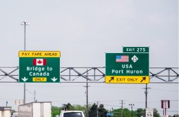 Canada and U.S. Land Border Will Remain Closed Until At Least Oct 21