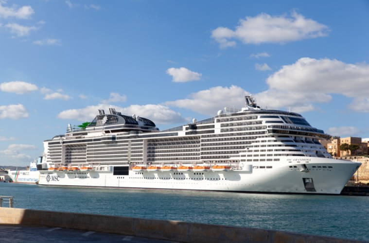 First Major Cruise Line Resumes Operations With 2500 Passengers On Board