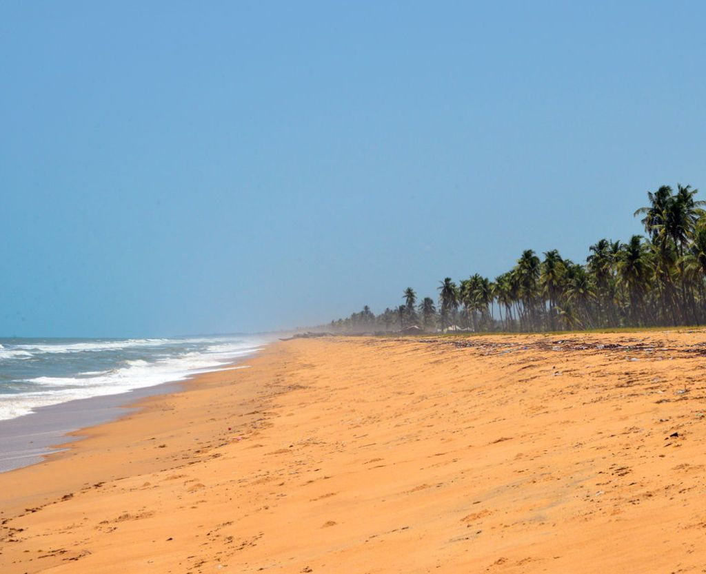 Suntan beach, Badagry, Nigeria