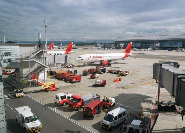 airports in colombia set to reopen sept 21