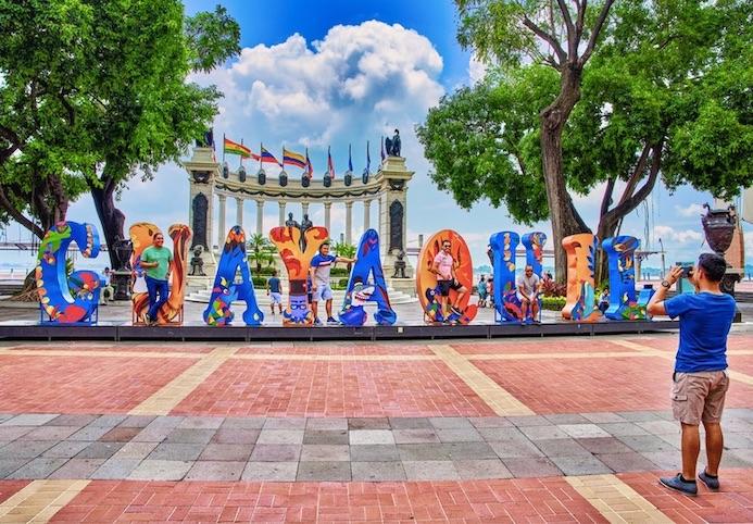 guayaquil ecuador opening