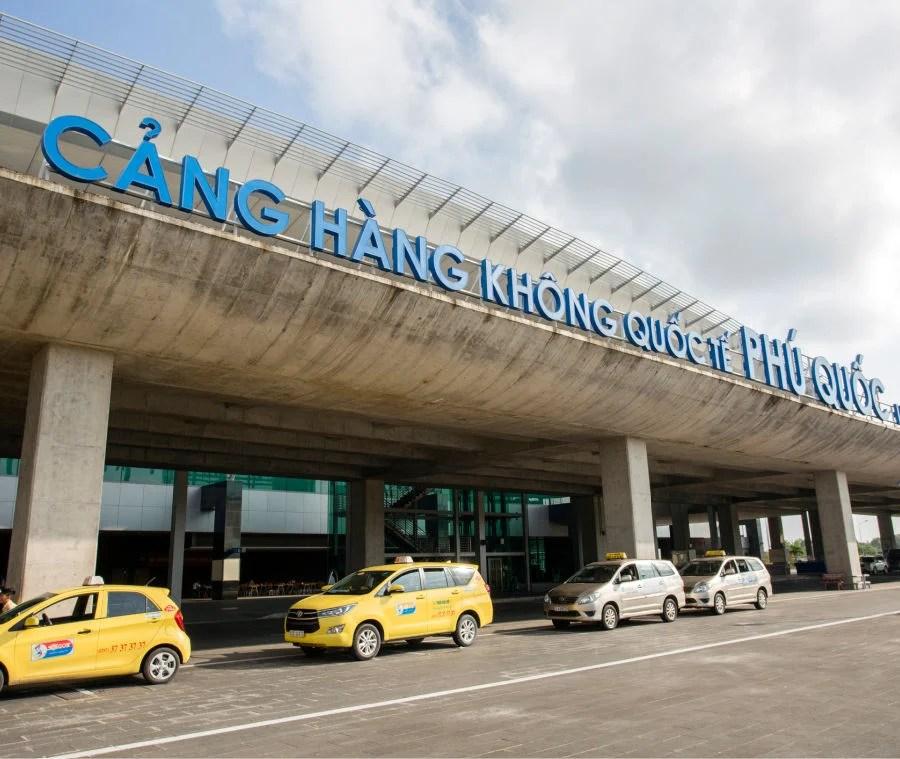 Airport in Vietnam