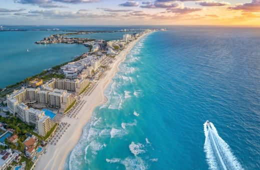 Cancun Has Become One Of Top Destinations in The World During the Pandemic