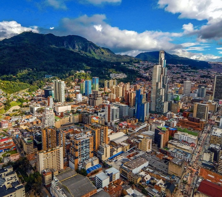 Bogota reopening flights and tourism